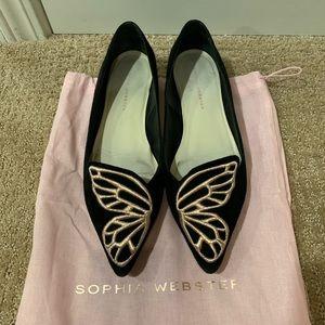 Sophia Webster Butterfly Flats Loafers sandal